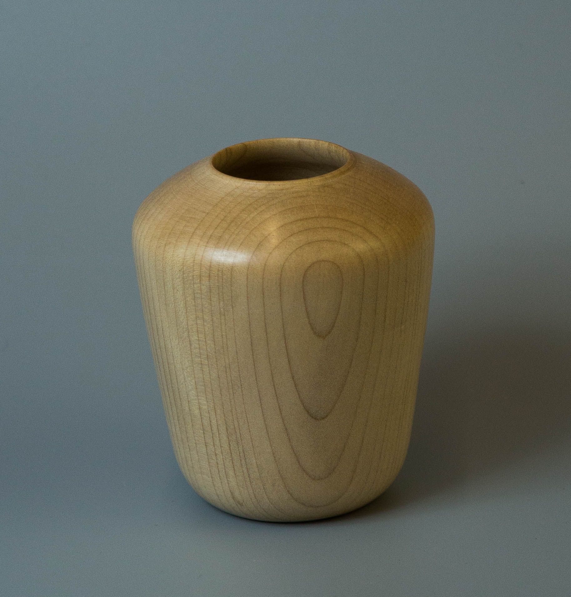 Small Hollow Form / Vase by Harry Butcher